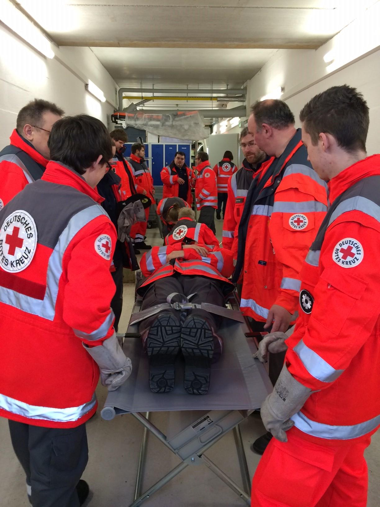 Rettungssanitäter ausbildung  Ausbildung | DRK Bochum – Gemeinschaft Nord